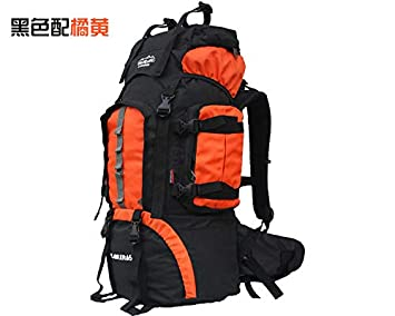 WXZB Mountaineering Equipment Outdoor backpack hiking mountaineering bag  50L large capacity double shoulder bag outdoor travel bag for women 60 lift  ... d2a3b0bd5c4d0