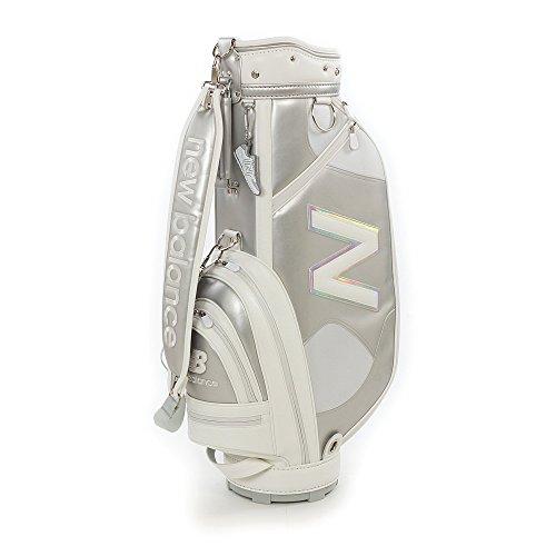 ニューバランス New Balance キャディバッグ METRO Nモチーフキャディバッグ 012-7980003 ホワイト/シルバー 031の商品画像