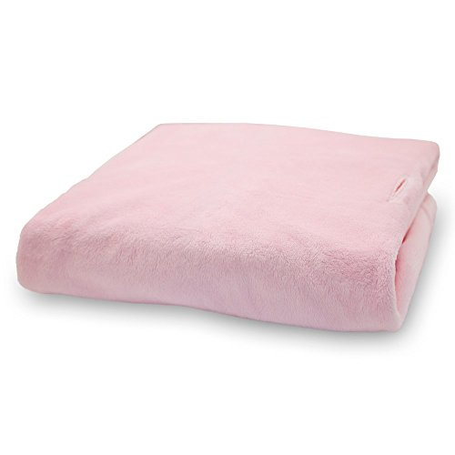 (Rumble Tuff Changing Pad Cover, Standard Minky - PINK Toys Christmas Gift)