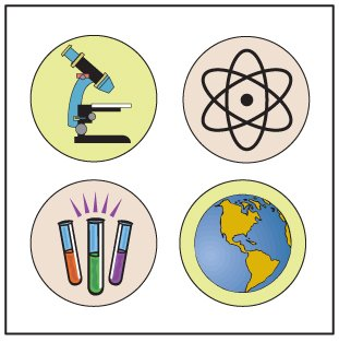 Science Lab Incentive Stickers