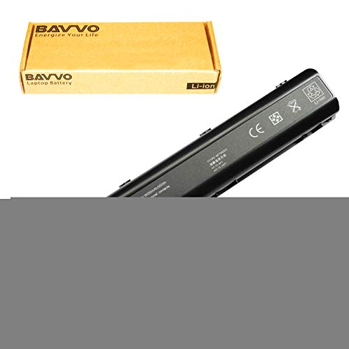 Bavvo 12-Cell Battery Compatible with Pavilion dv7-1026tx