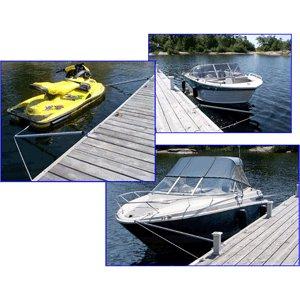 Dock Edge Mooring Arm-4'