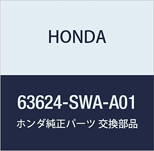 Genuine Honda 63624-SWA-A01 Left Center Pillar (Inside) Separator