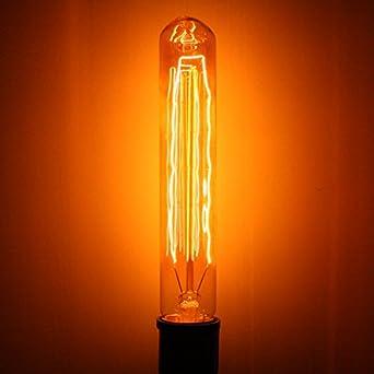 30 Watt Light Bulbs: Antique Light Bulb Co. L4082 - 30 Watt - Beacon - Smoke - T9 - 3000 Life  Hours - 120 Volt,Lighting