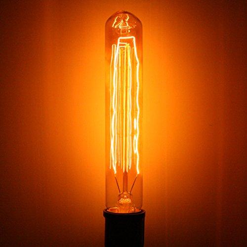 Visual Comfort Antique Brass - Antique Light Bulb Co. L4082 - 30 Watt - Beacon - Smoke - T9 - 3000 Life Hours - 120 Volt