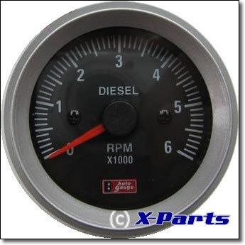 52 mm Diesel Contagiri X-Parts GmbH Dropship