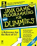 img - for Java Game Programming For Dummies book / textbook / text book