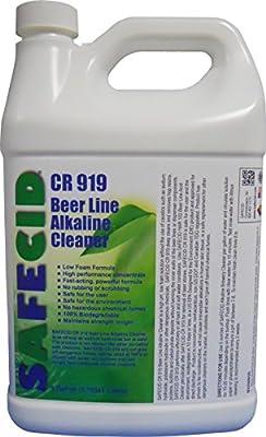 Beer Line Alkaline Cleaner (2 Pack Gallon)