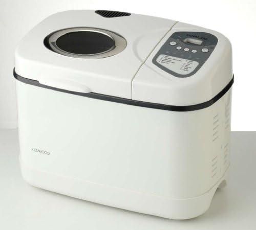 Kenwood Compact Bread Maker BM 300 - Panificadora (Gris, Blanco, 1 kg, Sensor, 59 min, 390 x 192 x 313 mm): Amazon.es: Hogar