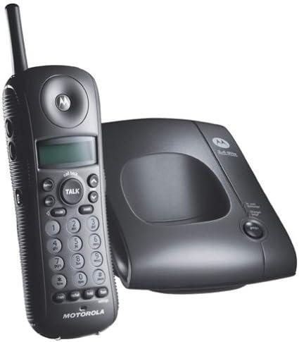 Motorola MA351 2.4 GHz teléfono inalámbrico analógico con identificador de Llamadas: Amazon.es: Electrónica