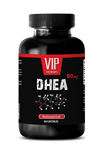 Woman health supplement – DHEA 50 mg – Dhea for fertility – 1 Bottle 60 Capsules For Sale