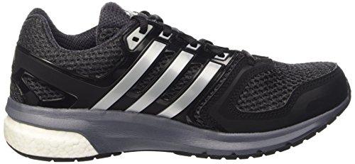 Zapatillas De W Running Griosc Plata Negro Para Plamet Mujer Adidas negbas Questar Gris qHSRZE