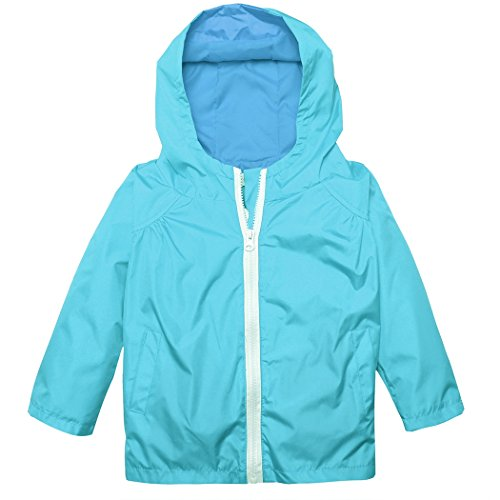 light rain jacket girls - 4