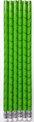 Twenty Popular Pieces (Value Pack Building Blocks Pencils, 24 Piece Set, Popular Green Brick Design by Lifetime Inc)