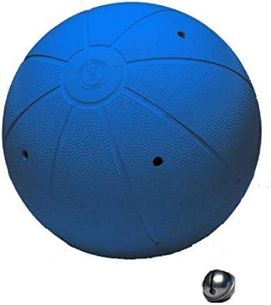 Balón de entrenamiento de Goalball con cascabel y agujeros ...