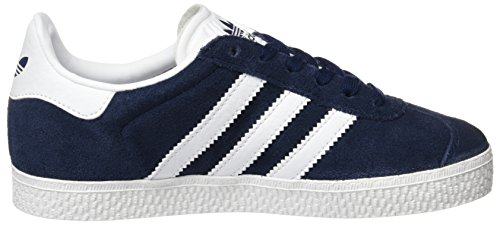 Adidas Originals Gazelle Sko Kollegialt Navy / Hvit