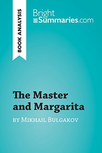 master and margarita summary