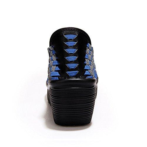 HKR Blue Sandalias SDF Mujer 889 para de Vestir 889 ppO16wqR
