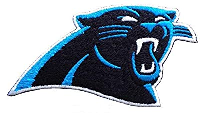 Carolina Panthers Logo Tactical Morale Badge Emberoidery Patch (BTDW)