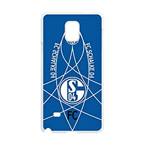 FC Schalke 04 Brand New And Custom Hard Case Cover Protector For Samsung Galaxy Note4
