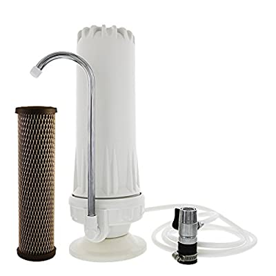 Tier1 Countertop Drinking Water System with C1 Comparable Replacement Filter