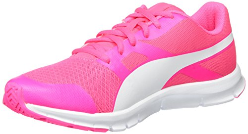 exclusive cheap online 2015 for sale Puma Unisex Adults' Flexracer Low-Top Sneakers Pink (Knockout Pink-puma White 24) HxiTarq