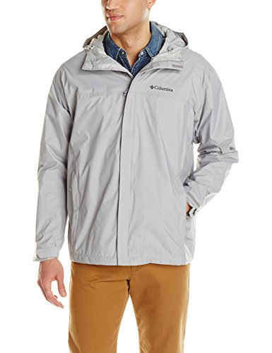 Columbia Men's Watertight Ii Jacket, Grey, 4X ()