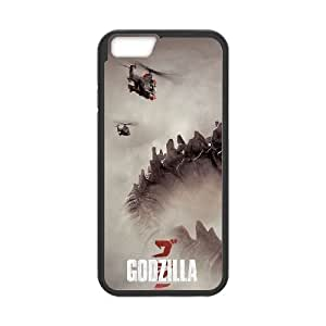 Godzilla 2014 iPhone 6 Plus 5.5 Inch Cell Phone Case Black phone component AU_615002