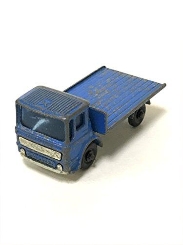 Vintage Lesney Matchbox Series No. 60 Site Hut Truck - - Site Hut