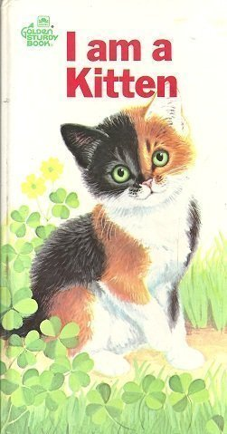 I Am a Kitten by Golden Books (Image #1)
