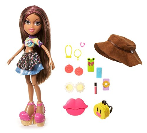 Bratz #SelfieSnaps Doll- Yasmin (Discontinued by manufacturer)