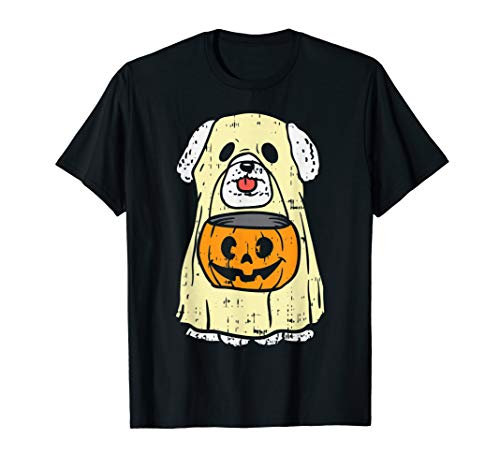 Bichon Frise Halloween Costumes (Bichon Frise Ghost Funny Halloween Costume Dog Owner Lover)