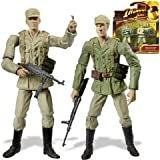 Indiana Jones Deluxe Figure: German Soldier 2-Pack