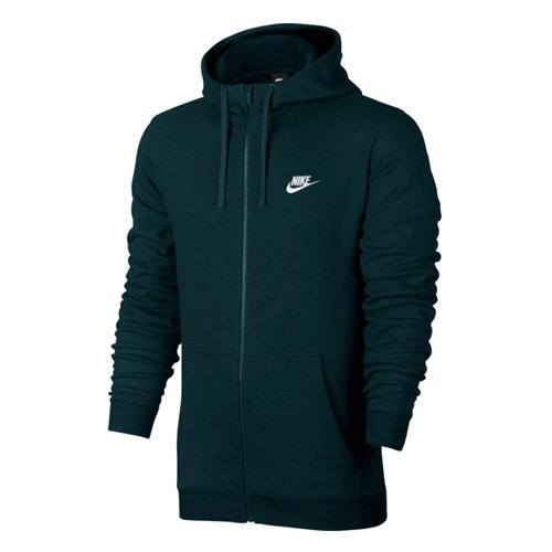 M Nike shirt Fz Hoodie Sweat club Profonde homme blanc Ft Nsw Jungle r6wEqr1