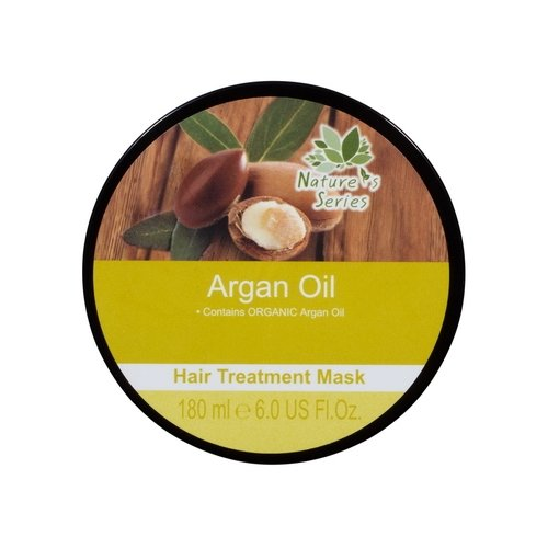 Nature's Series Argan Oil Hair Treatment Mask 180 ml. (6 Pack)
