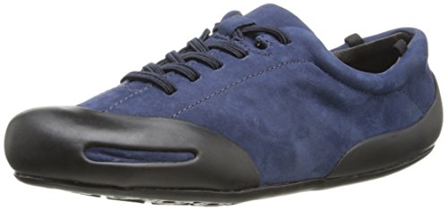 Camper Womens Senda Lace-Up Fashion Sneaker Navy