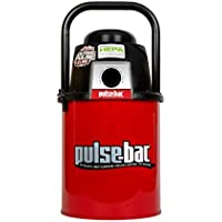 Pulse-Bac 550H Dust Extractor - HEPA Certified w/Auto Filter Cleaning