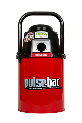 Pulse-Bac 550 Dust Extractor Vacuum w Auto Filter Cleaning