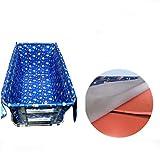 Oxushengshangmaoo Inflatable Bathtub Folding Bathtub Folding Bathtub Adult Bathtub Barrel Bathtub (Color : C)