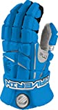 Maverik Lacrosse M3 Glove, Royal, Large