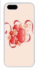 Case For Htc One M9 Cover - Customized Unique Design Love 13 New Fashion PC White Hard