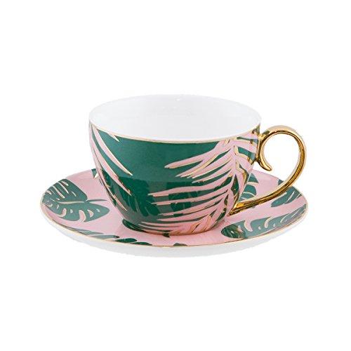 - Cristina Re Teacup & Saucer Emerald Island