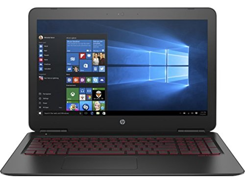 HP OMEN 17-W223DX Gaming Laptop INTEL:i7-7700HQ/CI7-2.8GHz 8GB/1-DIMM 1TB/SSHD FHD Win10 Home-64 (Certified Refurbished)
