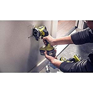 Ryobi PSBCS02 ONE+ HP 18V Brushless Cordless Compact Light Weight Cut-Off Tool (Tool Only, Battery Not Included)