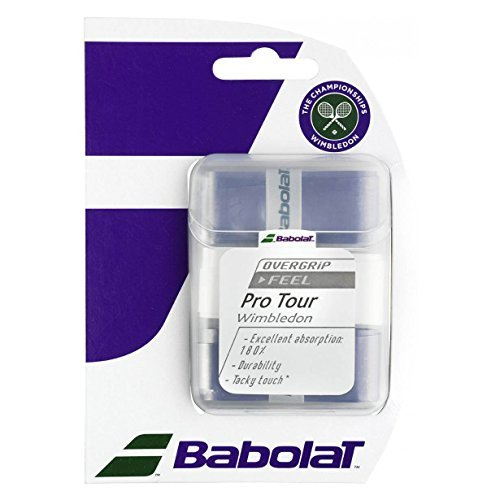 Babolat Pro Tour Wimbledon Overgrips