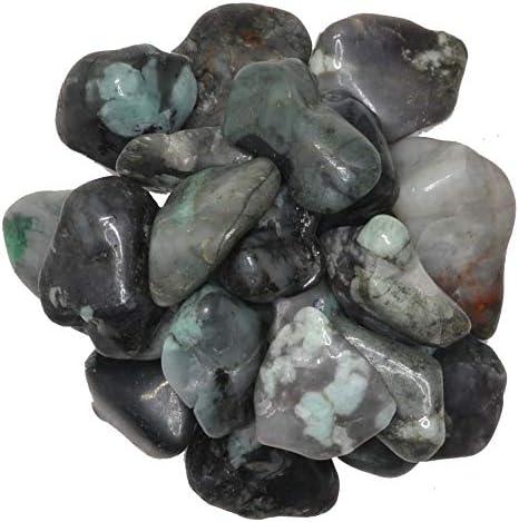 AMETHYST Banded A Grade lg-xlg tumbled 1//2 lb bulk stones Chevron quartz