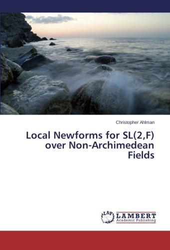 Local Newforms for SL(2,F) over Non-Archimedean