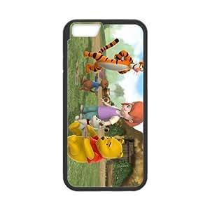 iphone6s 4.7 inch Phone Case Black My Friends Tigger &amp Pooh Darby TYI3971306