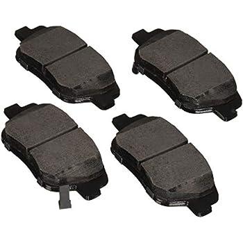 Akebono ACT1284 ProACT Ultra-Premium Ceramic Brake Pad Set