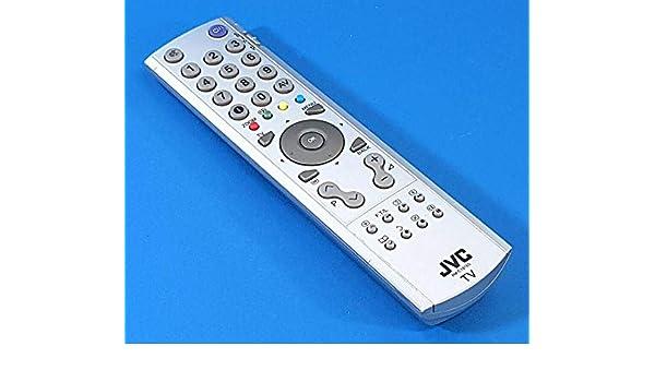 JVC RM-C1816S - Mando a Distancia para televisor: Amazon.es ...
